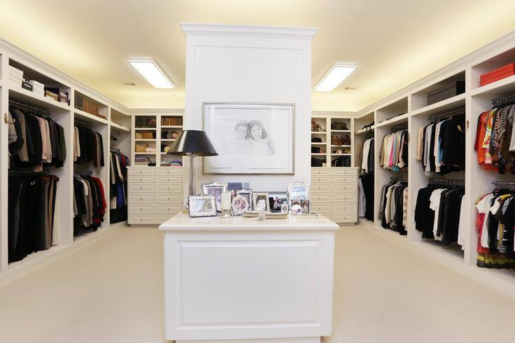 Walk-in closet for Master bedroom! :)