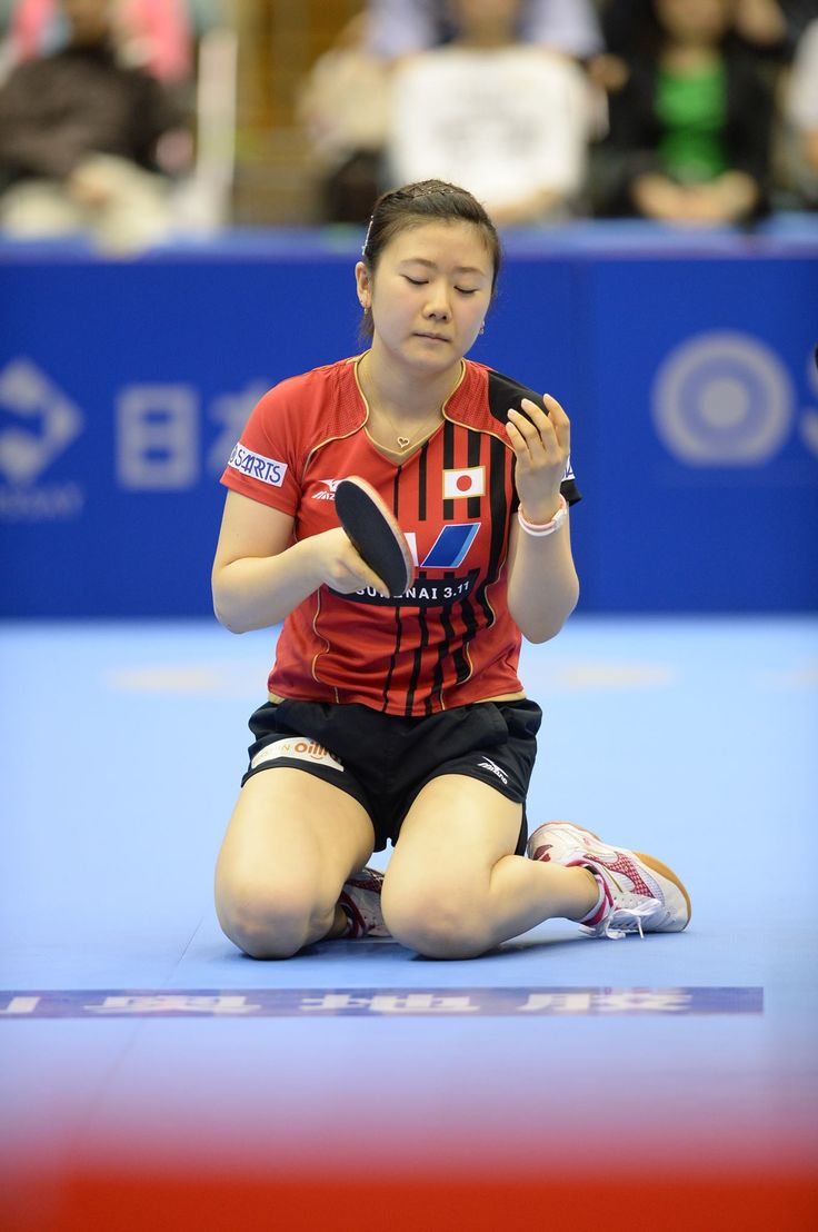 The massive crowd at the #ITTFWorldCup have been left crushed, with the last Japanese player standing, 福原愛 Ai Fukuhara being knocked out in the quarterfinals. ( STARTS 2013 Women's World Cup) 2013年9月22日 ·