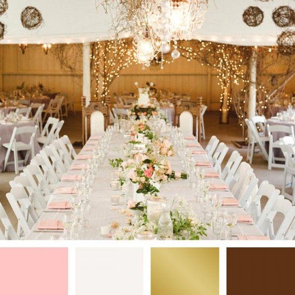 ... or élégant plus mariage ivoire ivoire chocolat restaurant salle rose