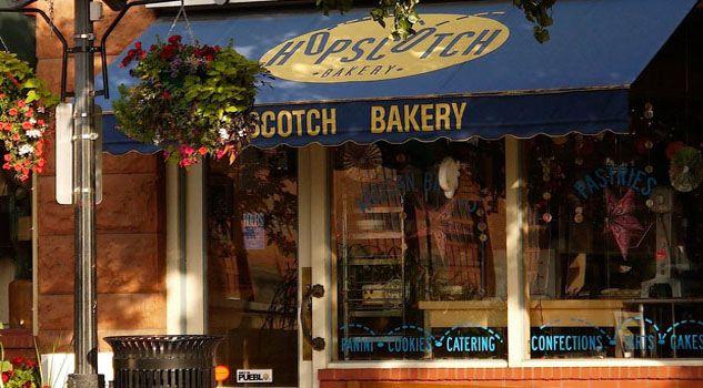 Hopscotch Bakery in Pueblo, Colorado! Yumm.... www.localsofcolorado.com