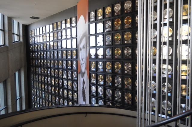 Country Music Hall of Fame & Museum in Nashville, Tennessee