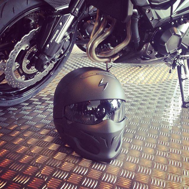 Scorpion EXO Combat Helmet 3
