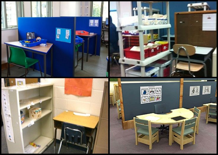 pinterest organized autism classroom | ... of other physical structure ideas in classrooms I found on pinterest