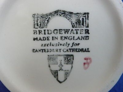 Canterbury Cathedral 0.5 Pint Jug (Discontinued)