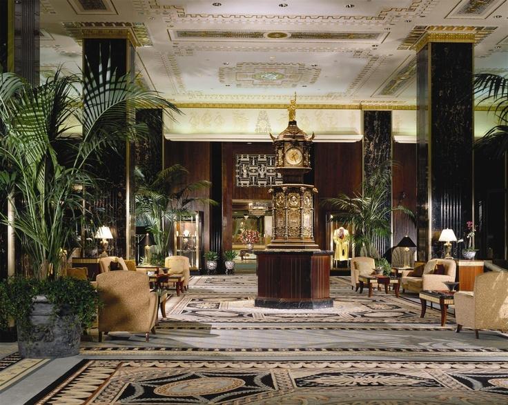 Favorite Hotel The Waldorf Astoria
