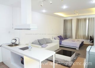 Modern Serviced Apartment for rent in District 1