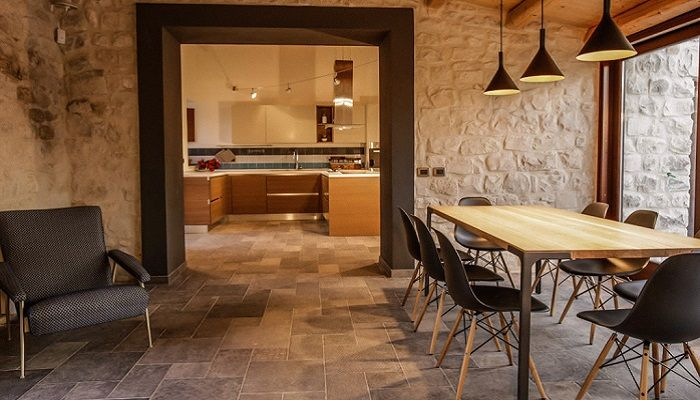 Casa Salina: lusso rurale