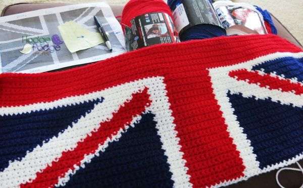 Union Jack Pillow Graph Crochet, Jack oconnell and ...