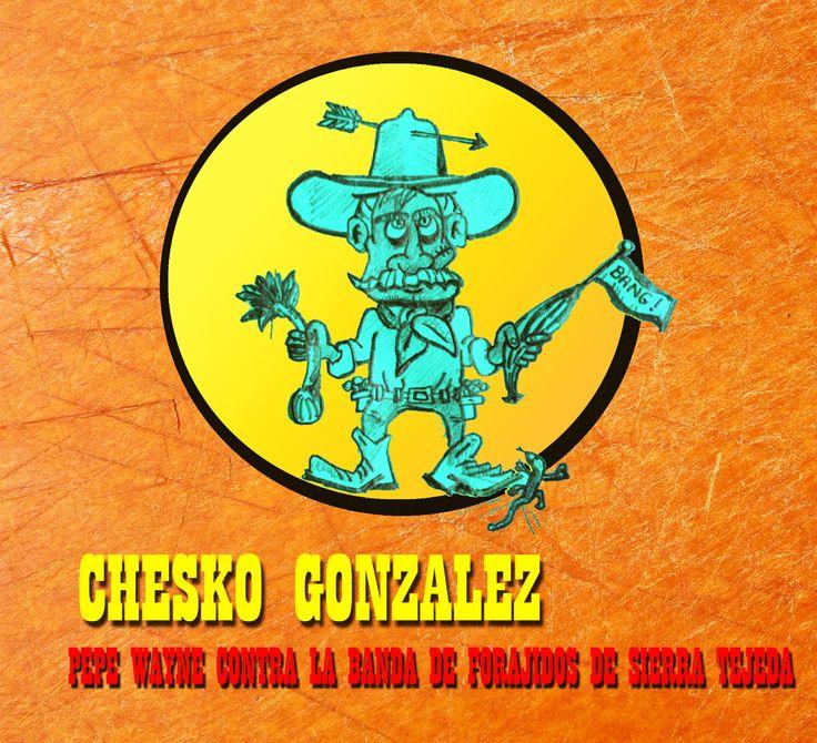 Una de vaqueros con Cheski González