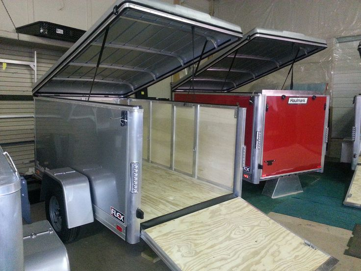 25 Beautiful Aluminum Trailer Ideas On Pinterest Buy