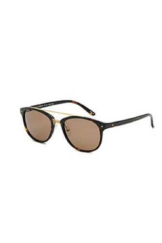 These are like a sungalss mashup - aviator styling with plastic frames. I love it!