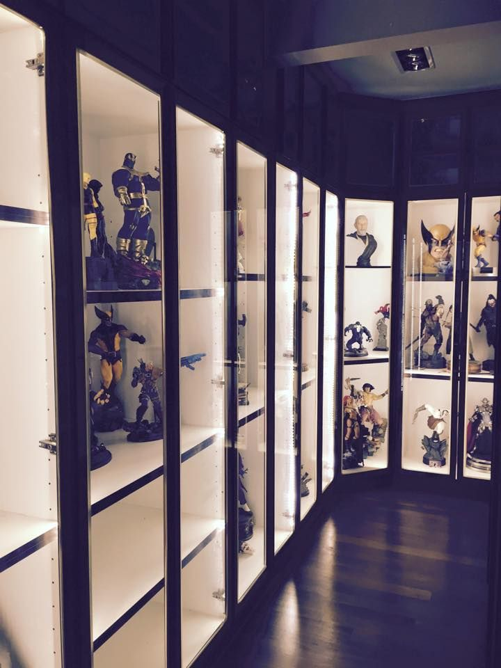 1000 ideas about action figure display on pinterest display cases