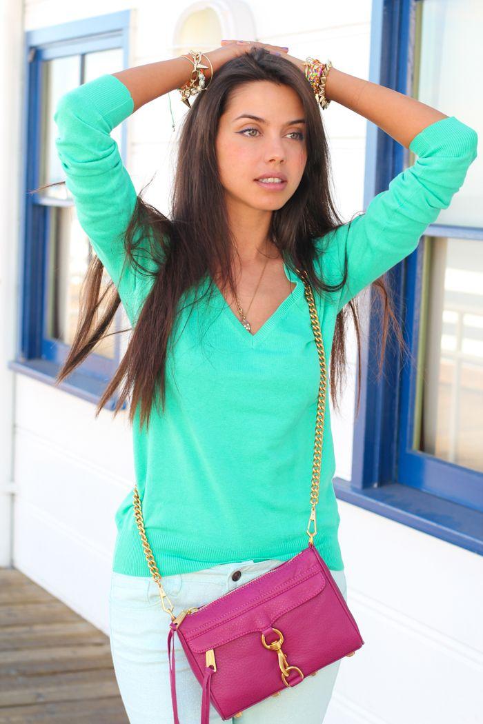 VivaLuxury - Fashion Blog by Annabelle Fleur: GAGA FOR GREEN