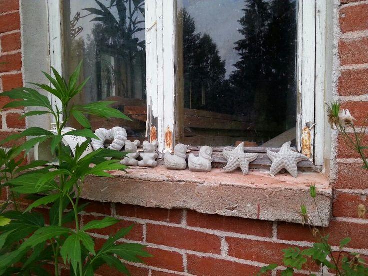 Pieniä betonijuttuja