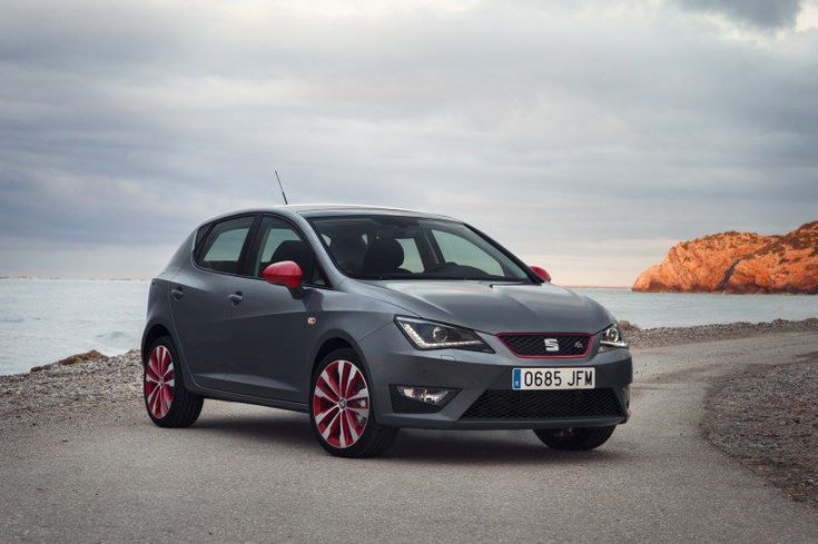 Seat Ibiza IV (facelift 2015) 1.4 TDI (105 Hp) - Technical specifications and fuel consumption