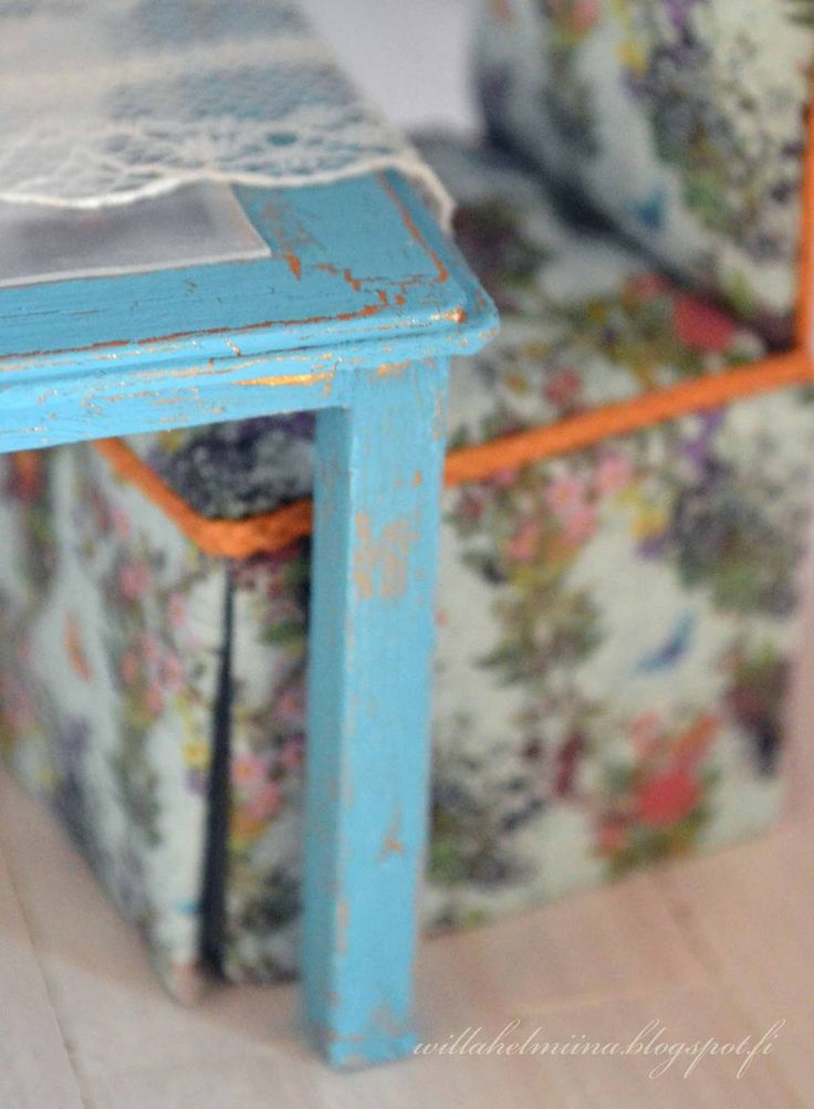 How to make rustic dinign table