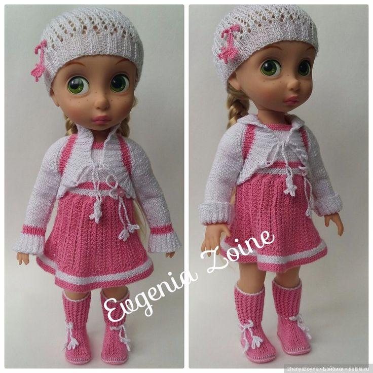 """Авторский наряд """"Маленькая леди"""" / Куклы Принцессы Диснея, Disney Princess от Disney Animators / Бэйбики. Куклы фото. Одежда для кукол"""