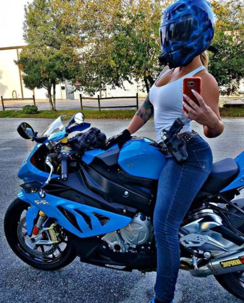 Mototeka  is a popular Instagram page about Motorcycles Girls and Bikers. You can send over your best pic to and they will publish it to their page #mototeka