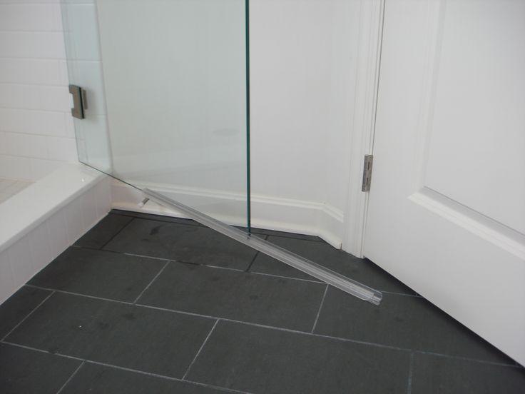 Frameless Glass Shower Door Seal Strip