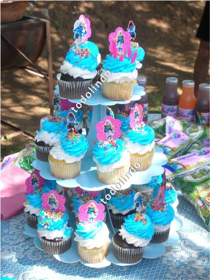 Base De Carton Para Cupcakes Exhibidor Para Kekitos Kekos
