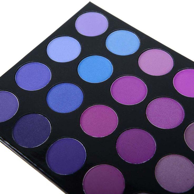Purple Eyeshadow Palette