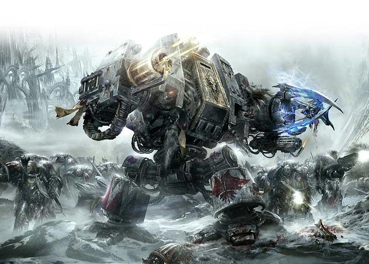 Favorite Piece Of 40k Art | Page 7 | Warhammer 40,000: Eternal Crusade - Official Forum