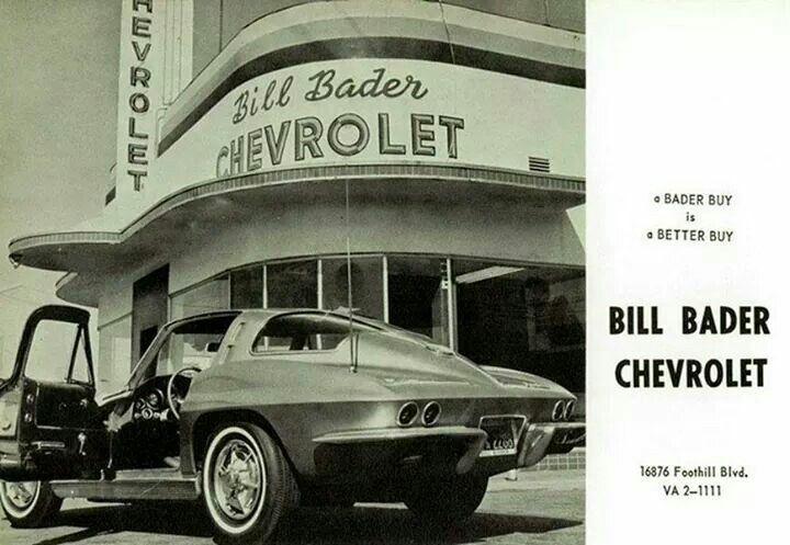 Chevrolet dealership