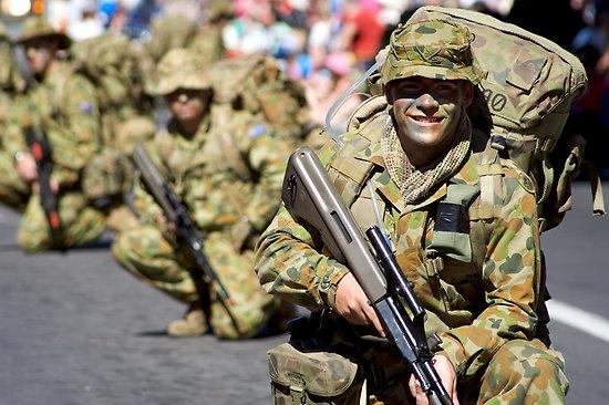 Bendigo's Easter parade
