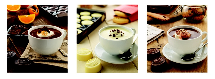 Butlers Hot Chocolate, now available in three mouthwatering varieties!
