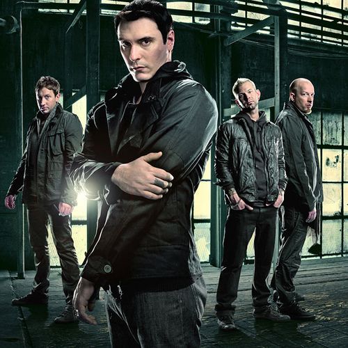 Breaking Benjamin, favortie since 6th grade. :) I grew up listening to them and they still make my top 10 list! Love them.