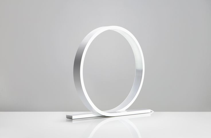 Loop is minimalist led table lamp. It is designed to endure time through its pure design language intended to counter constantly changing fashions and trends, as well the use of leds as a light source.