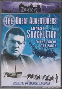 The great adventurers. Ernest Shakleton
