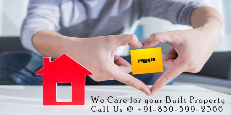We are ProQis. We Provide Preventive, Proactive, Pre-scheduled maintenance to property owners. So No Worry, No Hurry Keep Calm and Call ProQis Call Us @ +91-850-599-2366