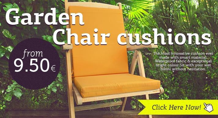 Shower Garden Chair Cushions - pennie.gr