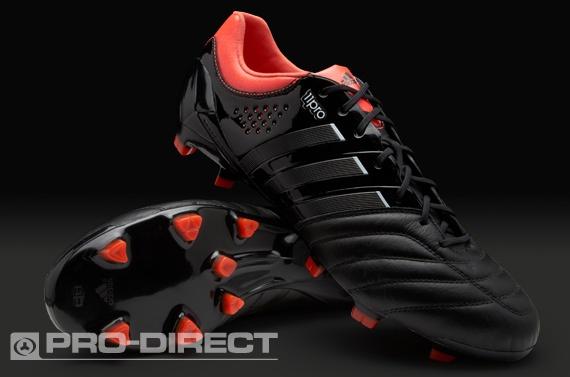176eebc31455 adidas Football Boots - adidas 11Pro SL TRX FG - Firm Ground - Soccer Cleats  - Black-Black-Pop