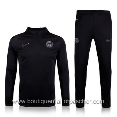 surv tement de foot nike training psg tout noir foot pinterest nike psg et ps. Black Bedroom Furniture Sets. Home Design Ideas