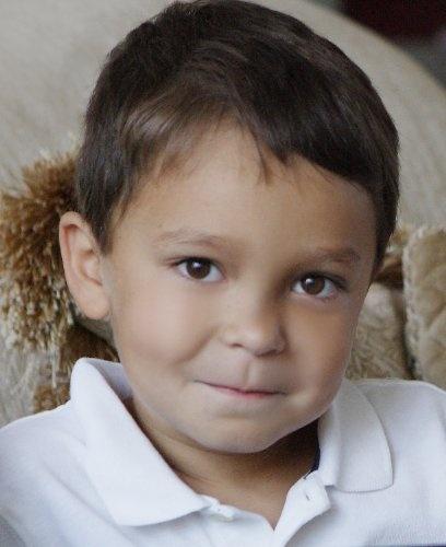 Andrew, Harry's grandson