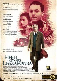 Éjféli gyors Lisszabonba