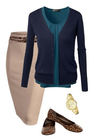 Stylish Work Outfit from outfitsforlife.com Visit our website for more outfits…