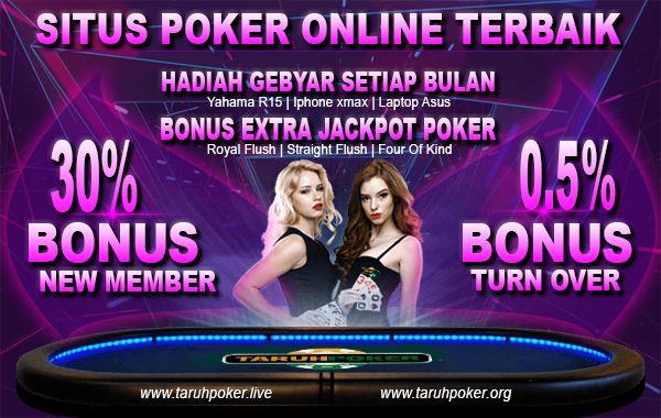 Situs Poker Online Terpercaya Bonus New Member Situs Judi Online Terpercaya Di Indonesia 2020 Bild Vonseiten Indonesien Asien