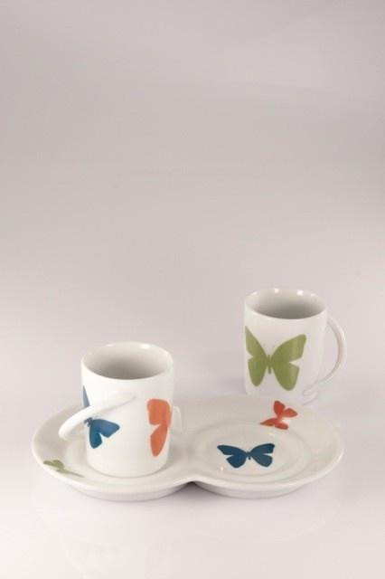 Have a breakfast with CeramIdea Digitale Desing (collezione Primavera)
