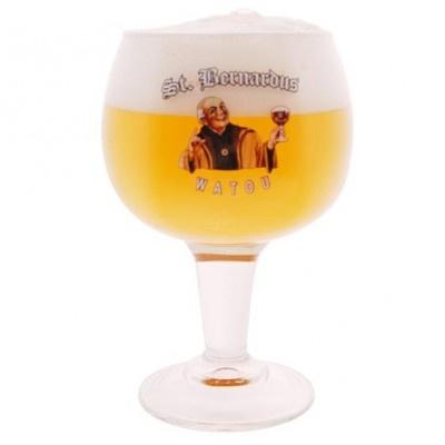 Verre à bière St Bernardus 15CL