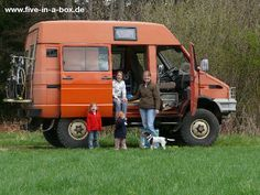 iveco daily 4x4 camper | five-in-a-box.deIveco Turbo Daily 4x4