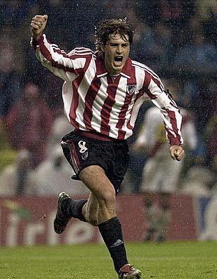 Julen Guerrero Athletic de Bilbao