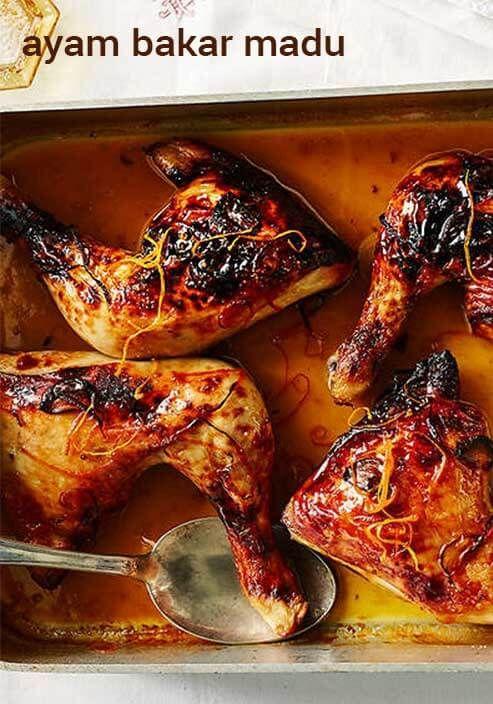 Resep Ayam Bakar Madu   Resepkoki.co