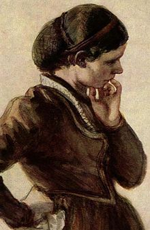 """This is the history of the snood as posted on Wikipedia.  Although the word """"Snood"""" dates back to Scottish history of 725, the American Civil War women still used the word """"Hairnet"""" and European did adopt the word Snood."""