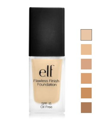 Elf Studio Flawless Finish Foundation review