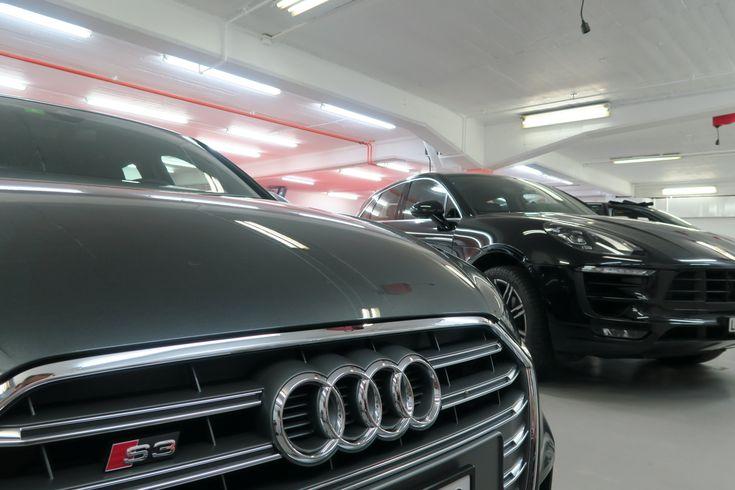 ob Porsche , Audi oder BMW... kompetente Beratung und autorisierte Dienstleistung