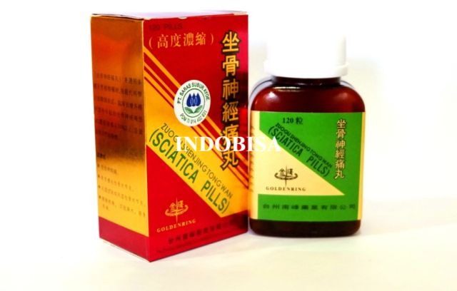 Zuo Gu Shen Jing Tong Wan, is an all natural Chinese herbal supplement specifically formulated for use in cases of sciatica, arthritis and muscle pain, particularly in the lower body.