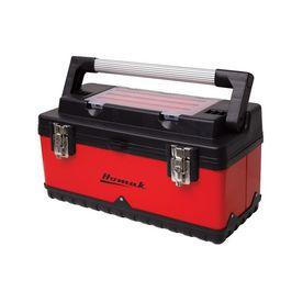 Homak 19.5-In Red Steel Lockable Tool Box Rd00120004